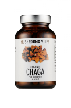 Chaga 60 capsules